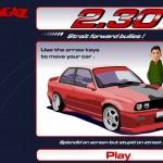 بازی آنلاین اتومبیل رانی