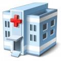 پلان و نما بیمارستان به همراه جزئیات