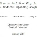 ترجمه Getting Closer to the Action: Why Pension and Sovereign Funds are Expanding Geographically