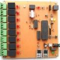 پروژه کنترل چند وسیله برقی با خط تلفن - رشته برق